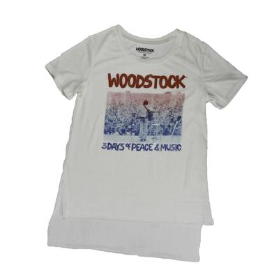 Woodstock Women's Stage View T-Shirt