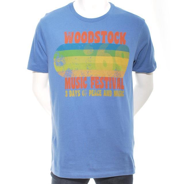 Woodstock Smeared '69 Music Festival T-Shirt