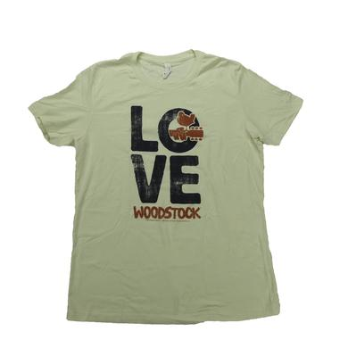 Woodstock Women's LOVE T-Shirt