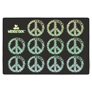 Woodstock The Missing Peace Doormat