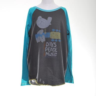 Woodstock (What Would I Give For) 3 Days Of Peace Longsleeve Raglan
