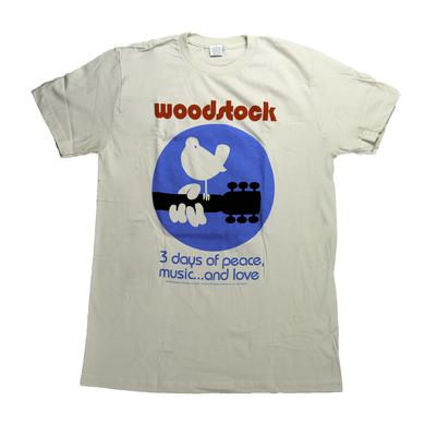 Woodstock . . . And Love T-Shirt