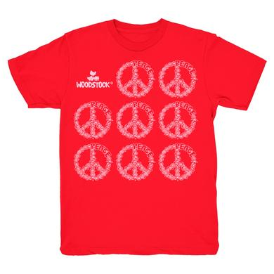 Woodstock The Missing Peace T-Shirt