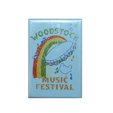Woodstock Tamborine Magnet