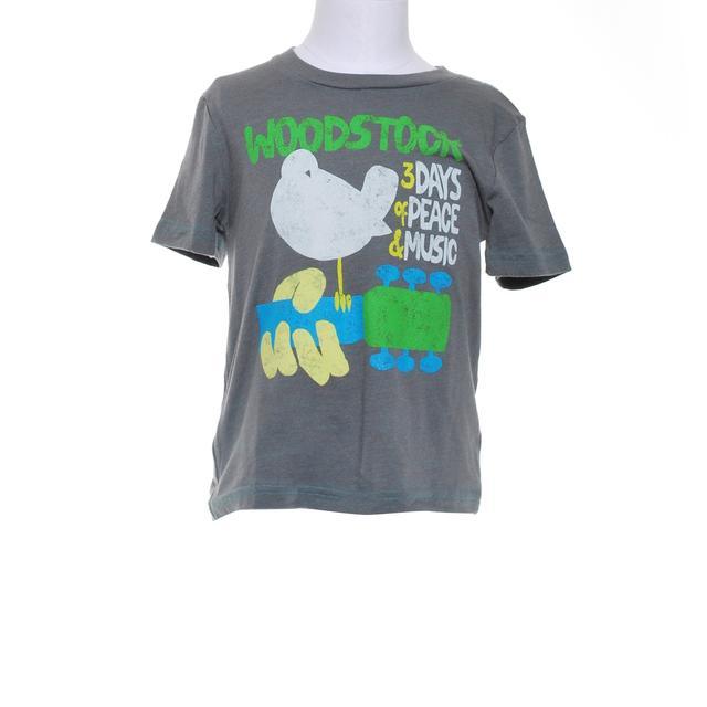 Woodstock Toddlers Dove & Guitar T-Shirt