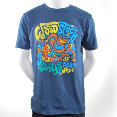 Woodstock Groovy Colors T-Shirt