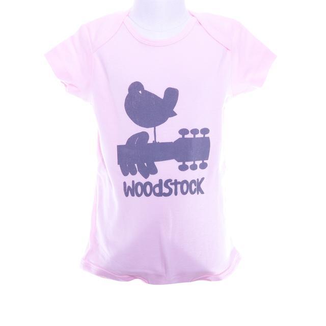 Woodstock Dove & Guitar Onesie