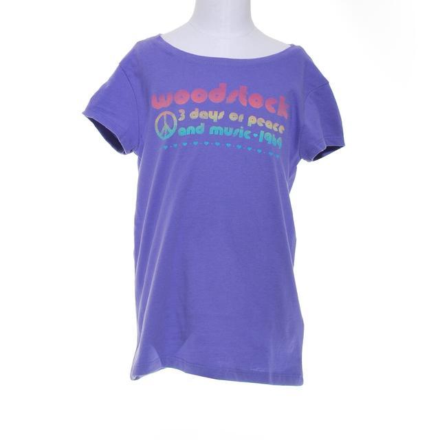 Woodstock Girls Pastel Rainbow T-Shirt
