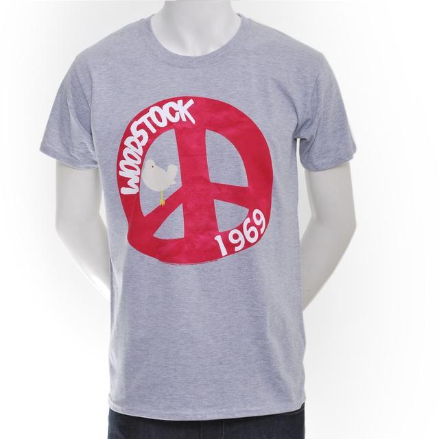 Woodstock Simply Peace T-Shirt