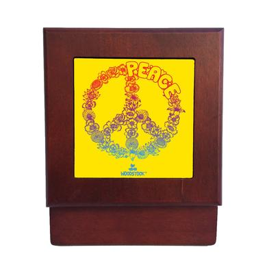 Woodstock Wooden Keepsake Valet Box