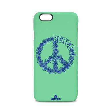 Woodstock Floral Peace Phone Case