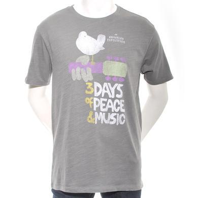 Woodstock Guitar & Dove Aquarium Exposition T-Shirt