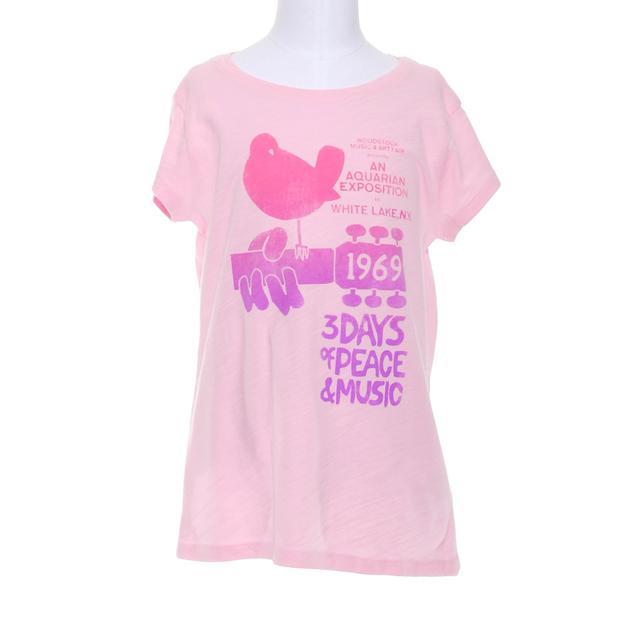 Woodstock Girls Aquarian Exposition T-Shirt