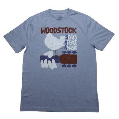 Woodstock Red, White & Blue T-Shirt