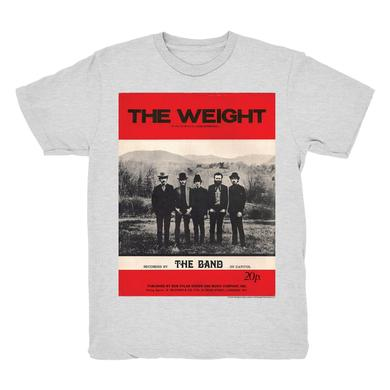 The Band THE WEIGHT T-SHIRT