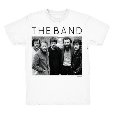 The Band THE PHOTO T-SHIRT