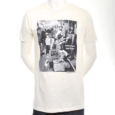 THE BAND  | SEPIA DYLAN BASEMENT TAPES T-SHIRT