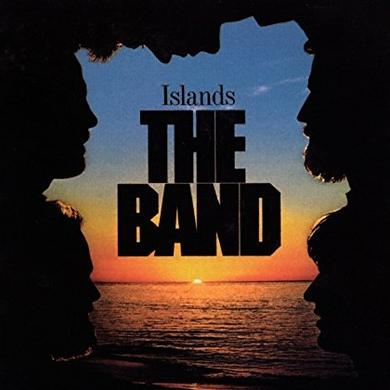 The Band ISLANDS LP (Vinyl)