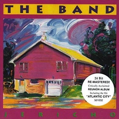 The Band JERICHO CD