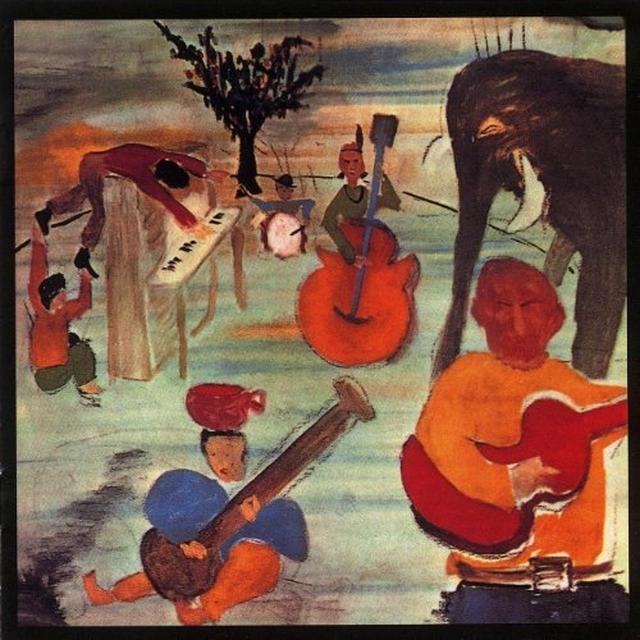 The Band MUSIC FROM BIG PINK LP
