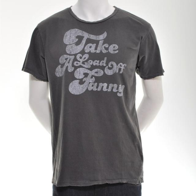 THE BAND    TAKE A LOAD OFF FANNY T-SHIRT