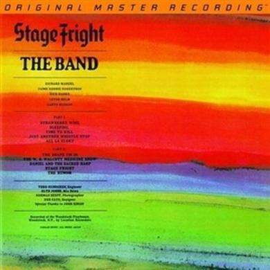 The Band STAGE FRIGHT LP