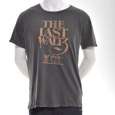 THE BAND  | THE LAST WALTZ SILHOUETTE T-SHIRT