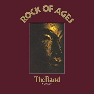 The Band ROCK OF AGES LP (Vinyl)