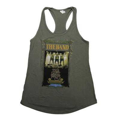 The Band Women's The Last Waltz Concert Hall Racerback Tank