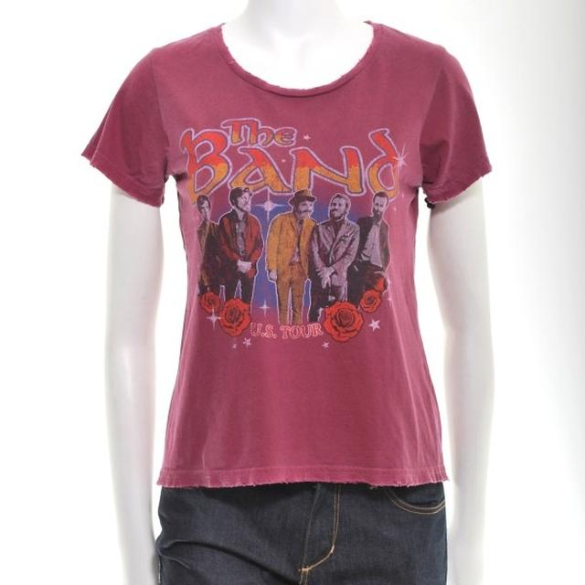 The Band ROSE & STAR TOUR T-SHIRT