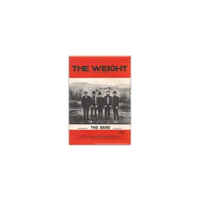 The Band THE WEIGHT MAGNET