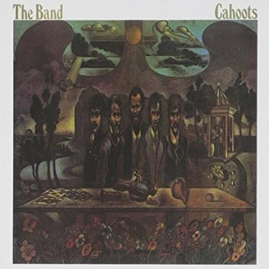 The Band CAHOOTS CD