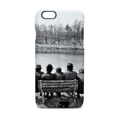 The Band ON THE BENCH PHONE CASE