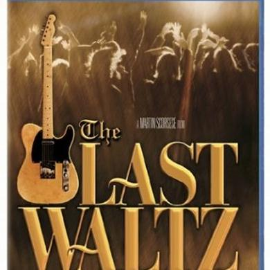 The Band THE LAST WALTZ BLU-RAY