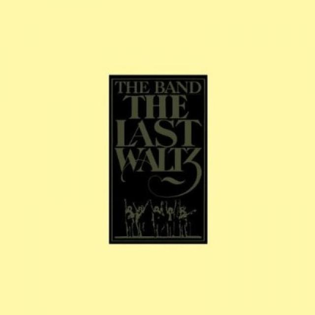The Band THE LAST WALTZ (3 LP)