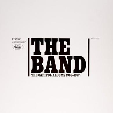 The Band THE CAPITOL ALBUMS 1968-1977  8 LP SET (Vinyl)
