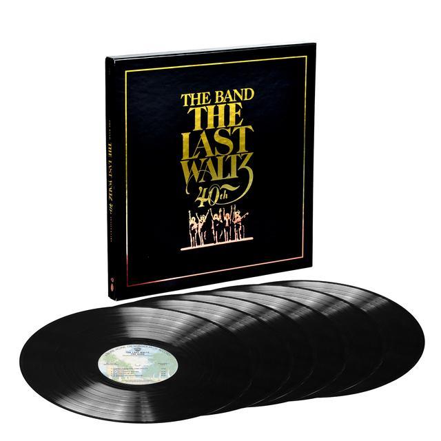 PRE-ORDER:  THE BAND | THE LAST WALTZ - 40TH ANNIVERSARY EDITION 6 LP SET