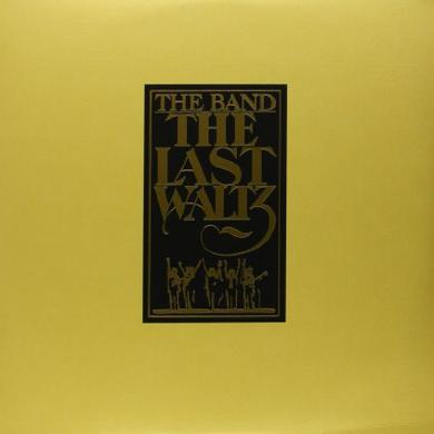 The Band THE LAST WALTZ 3X LP (Vinyl)