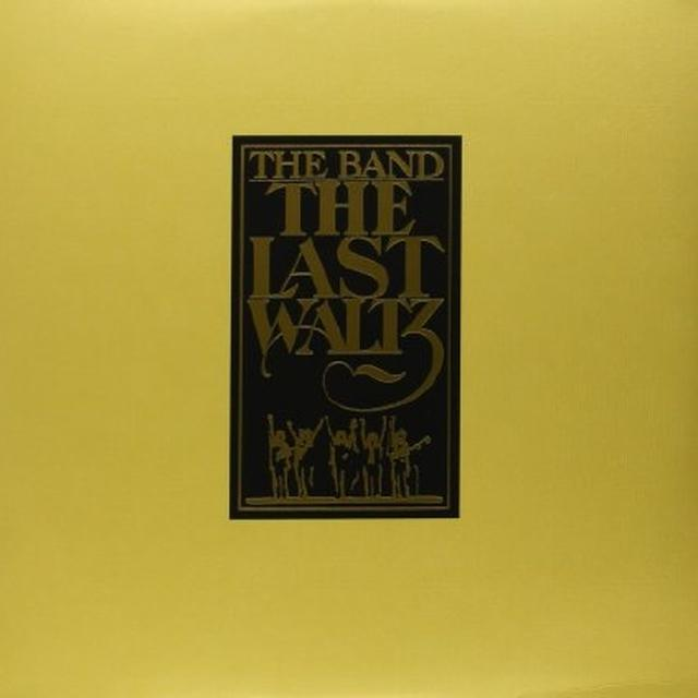 The Band THE LAST WALTZ 3X LP