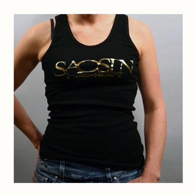 Saosin Juniors Gold Foil Tank