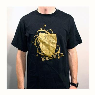 Saosin Gold Horse Crest Tee