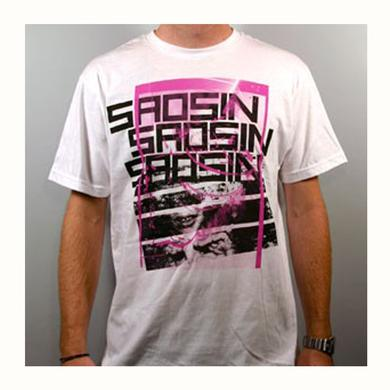 Saosin Wheelchair Tee