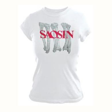 Saosin Bones Inside Out Juniors Tee
