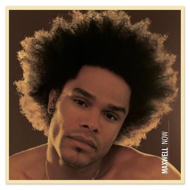 Maxwell Now CD