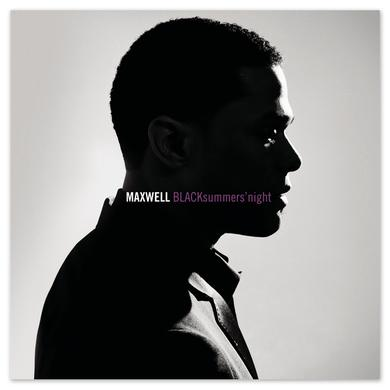 Maxwell BLACKsummers' Night CD