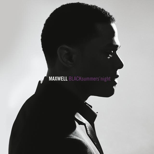 Maxwell BLACKsummers'night LP (Vinyl)