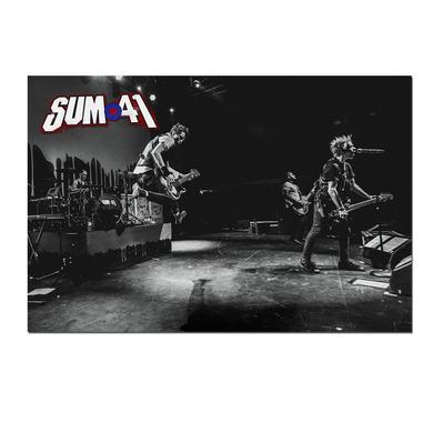 Sum 41 poster
