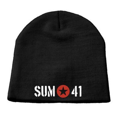 Sum 41 Logo Beanie