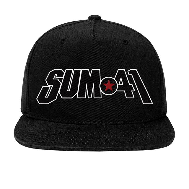 Sum 41 Embroidered Hat