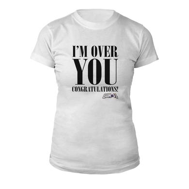 Sum 41 I'm Over you Ladies Tee